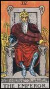 皇帝(正位置)