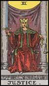 正義(正位置)